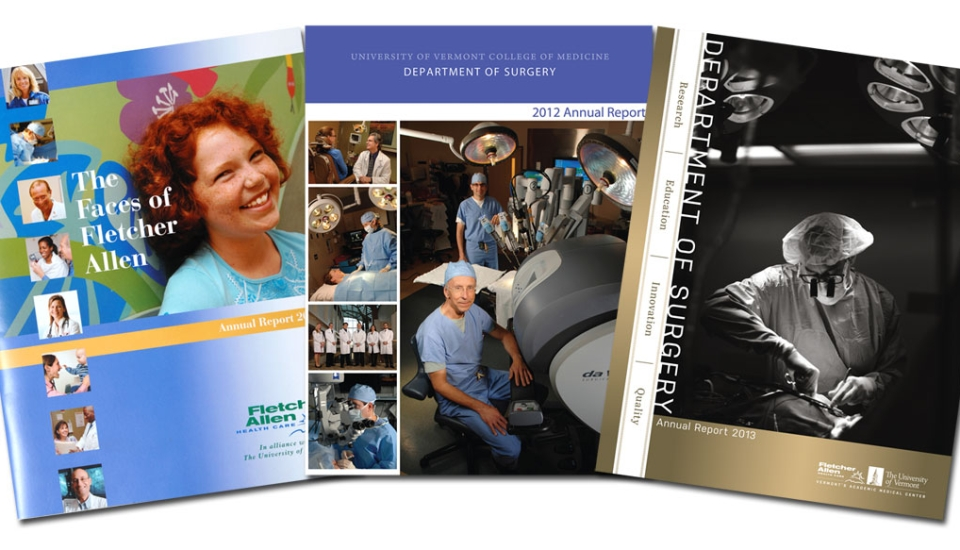 Annual Reports for Hospitals